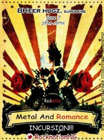 Metal n romance