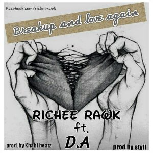richee rawk's cover