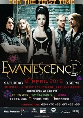 Evaescence Poster 2