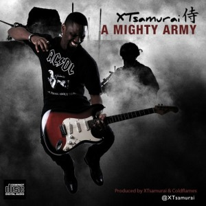 XTsamurai-A-Might-Army-cover-art